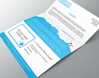 Biscuit Bunker: Direct Mail