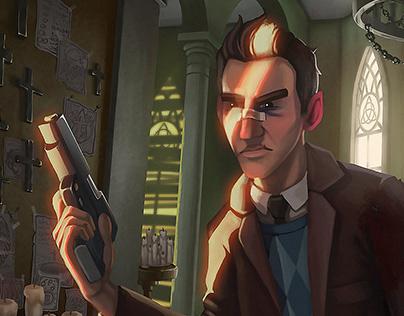 "Detective Agency ""Pink Ears"""