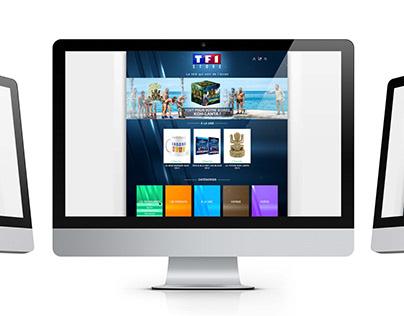 WEBDESIGN TF1 STORE