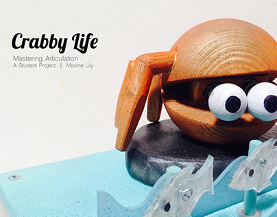 Crabby Life  The articulation project