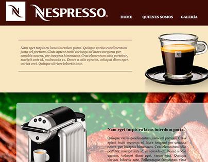 Nespresso Responsive