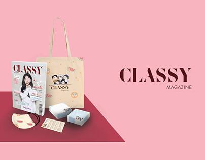 Kong Gee Key - CLASSY