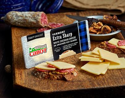 Cabot Gourmet Cracker Cuts