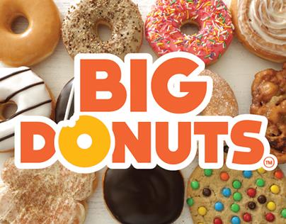 Logotipo Big Donuts