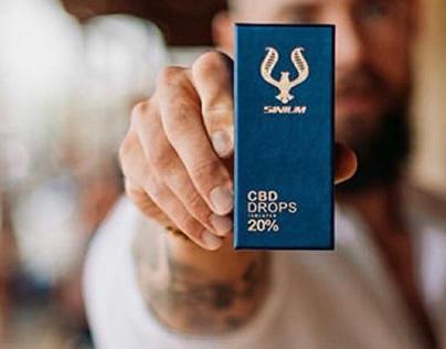 Sinium logo & product design