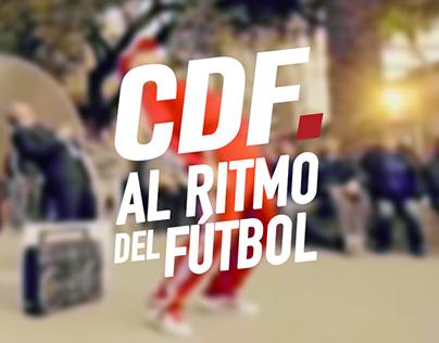 CDF - Al ritmo del fútbol