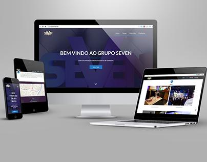 Web Site Grupo Seven