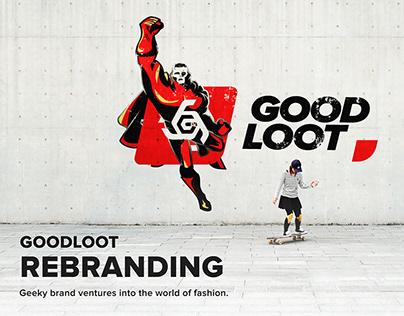 GoodLoot Rebranding
