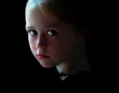 realistic digital painting .. Attempt no. 6