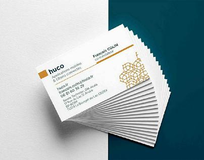 Huco • Brand design