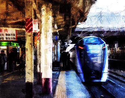 駅 1 / Station 1