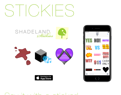 Shadeland Stickies