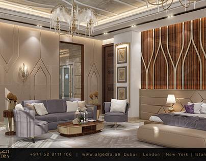 Modern Style Master Bedroom Design