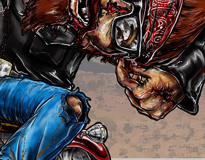 Zoombie Rider