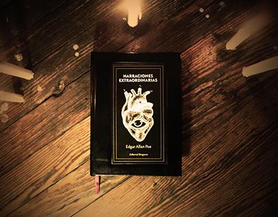 Libro / Narraciones Extraordinarias - E.A.Poe
