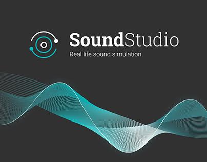 SoundStudio - Logo design