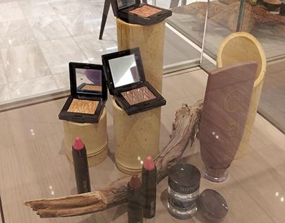 Cosmetics Styling & Displays