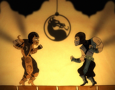 Mortal Kombat shadowplay