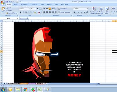 Microsoft Excel Artwork
