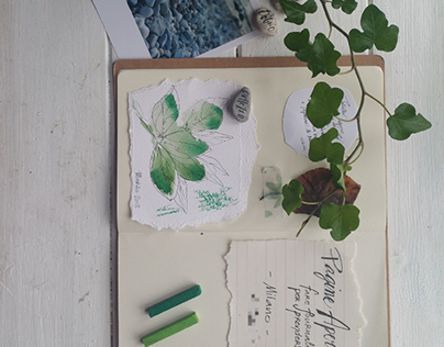 Art Journaling Diari creativi