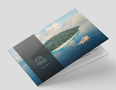Different Brochures for Luxury Charter Boat