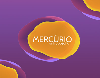 VISUAL ID + SOCIAL MEDIA | MERCÚRIO ANTROPOSOFIA