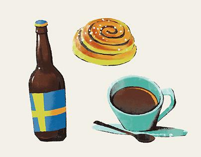 Swedish Cafe