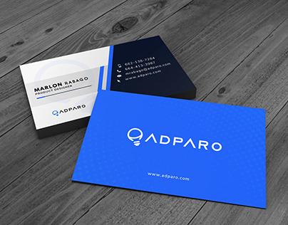 Adparo Branding