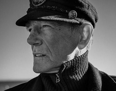 The Captain of Santa Monica Pier