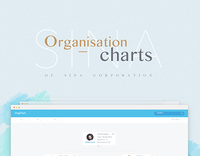 Organisation Charts Design