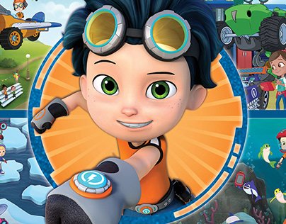 First Look and Find Rusty Rivets