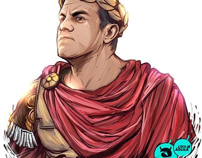 Cuauhtemoc Blanco Emperador