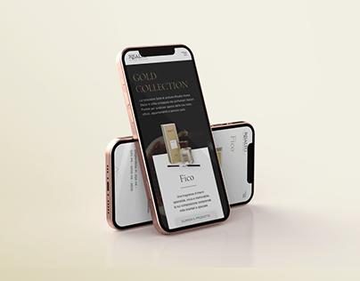 Home Fragrances - Website