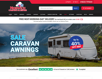 Norwich Camping & Leisure