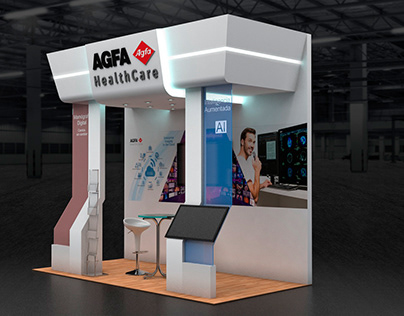 Stand AGFA