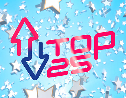 Bumper AVROTROS Sterren NL Top25 Music Charts