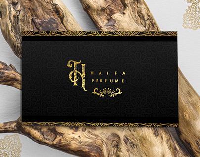 Haifa perfume -identity