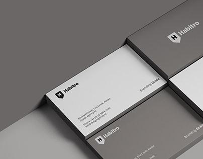 Habitro - Logo Design & Branding