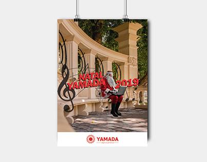 Campanha de Natal / Yamada
