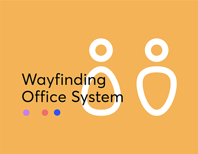 Wayfinding Icons System