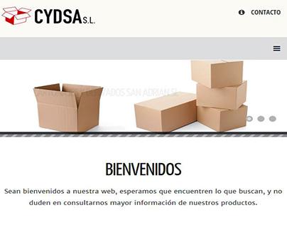 Cydsa Web