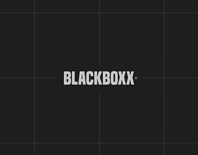 Blackboxx - branding