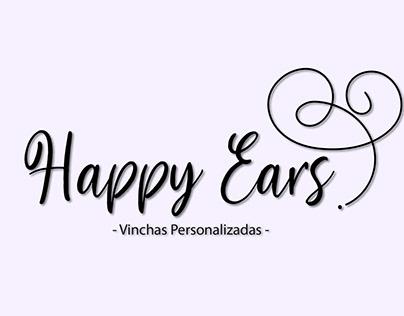 Happy Ears - Vinchas Personalizadas