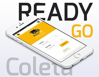 Ready Go - Aplication Mobile Concept