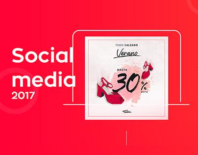 Social Media Marcas 2017