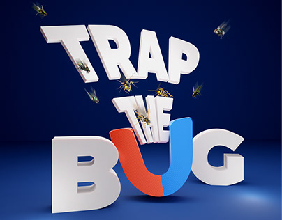 Trap the bug - Advertising