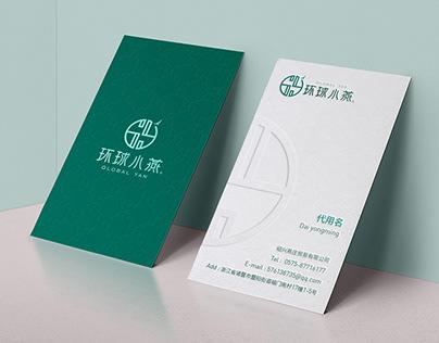 GLOBAL YAN - CI/VI Brand Identity