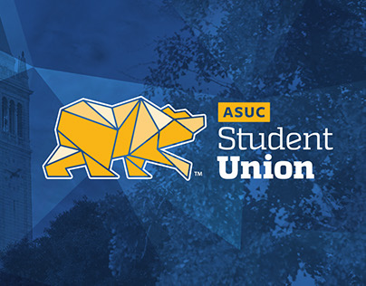 ASUC Student Union Branding | UC Berkeley