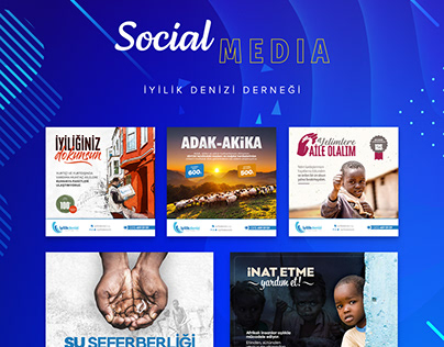 İyilik Denizi - Sosyal Medya