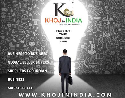 khojinindia.com- PLUG INTO DIGITAL INDIA